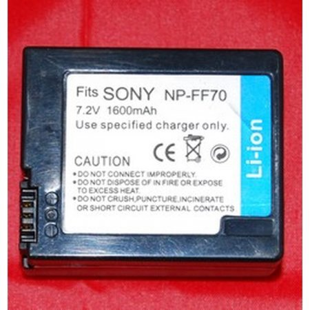 Batería compatible SONY  NP-FF70/71 SONY  6.34 euro - satkit