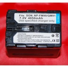 Battery Replacement for SONY NP-FM90/QM91