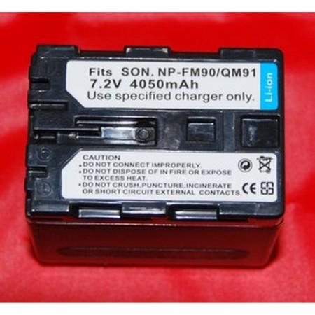 Batería compatible SONY  NP-FM90/QM91 SONY  10.55 euro - satkit