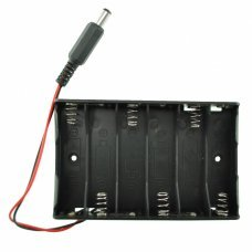 Battery holder (6xAA)