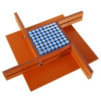 18650 Adjustable Battery Welding Fixture Size 6x16 for Battery