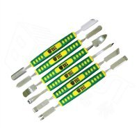 6pc BEST 149-154 Tools Set Repair Opening Rubber Metal Kit