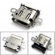 Female USB charging connector type C for Nintendo Switch  repair part