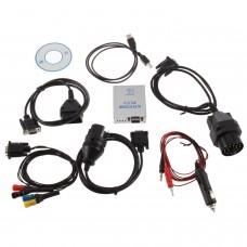 Chip Tunning ECU KWP2000 Plus ECU REMAP Flasher OBD OBD2 Diagnostic Tool