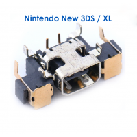 Replacement Power Connector for Nintendo New 3DS / New 3DS XL