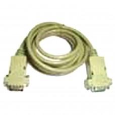 D9M serieSub extension cable port - Sub D9H