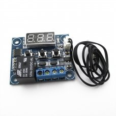 DC 12V W1209 Mini Temperature Controller High Precision Waterproof with relay