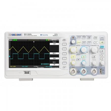 Digital Oscilloscope  SIGLENT SDS1052DL+ 50mhz 7 Oscilloscopes Siglent 229.00 euro - satkit