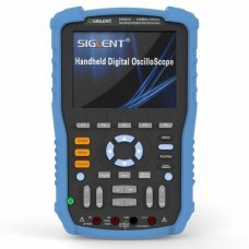 Osciloscopio portatil Digital Siglent SHS806 60mhz 5'7
