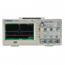 Digital Oscilloscope  Siglent SDS1202CNL+ 200mhz 7