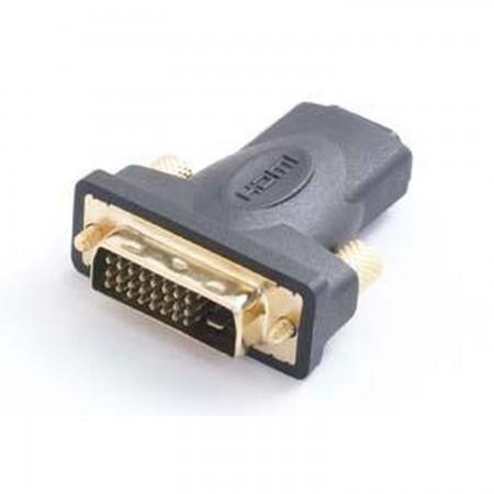 Adaptador DVI macho a HDMI hembra ADAPTADORES  2.00 euro - satkit