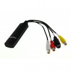 EasyCap USB Video Capture Adapter compatible windows XP/VISTA/7/8