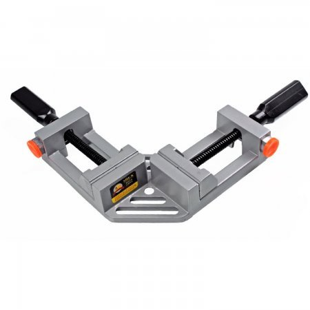 Corner Clamp Welding Vice Woodworking Alloy Body Quick Release SK-1133b ACCESORY AND SOLDER PRODUCTS  12.00 euro - satkit