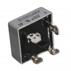KBPC5010 Puente rectificador 1000V 50A terminales 6,4x0,8mm