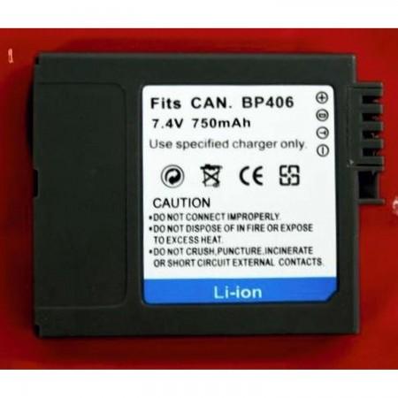 Batería compatible  CANON BP-406/407 CANON  3.20 euro - satkit
