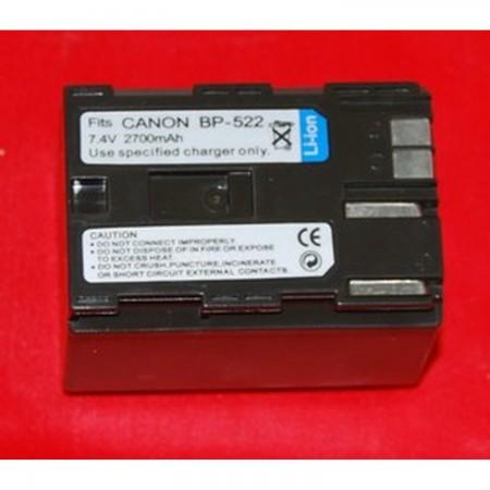 Batería compatible  CANON BP-522 CANON  11.88 euro - satkit