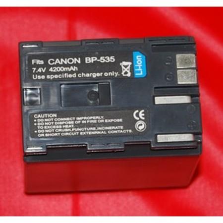 Batería compatible  CANON BP-535 CANON  12.84 euro - satkit