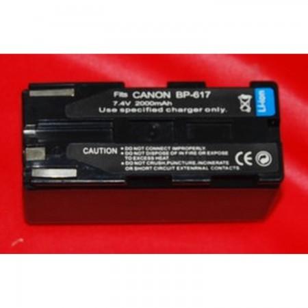 Batería compatible  CANON BP-617 CANON  12.67 euro - satkit