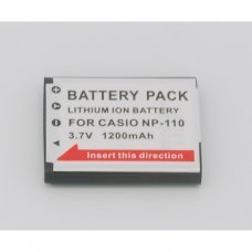 Replacement for CASIO CNP110/NP-110