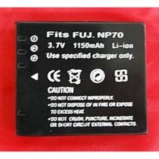 Batería compatible  FUJI NP-70