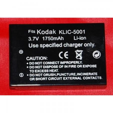 Batería compatible  KODAK KLIC-5001 KODAK  2.40 euro - satkit