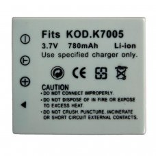 Replacement for KODAK KLIC-7005