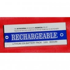 Batería compatible  KYOCERA BP800S  y KONICA DR-LB1