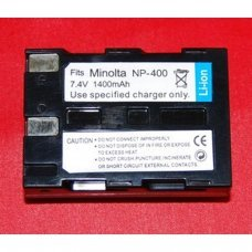 Replacement for  MINOLTA NP400