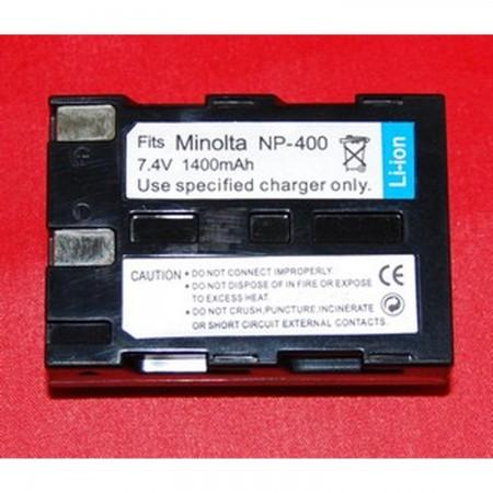 Batería compatible  MINOLTA NP-400 MINOLTA  3.96 euro - satkit