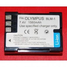 Batería compatible  OLYMPUS BLM-1