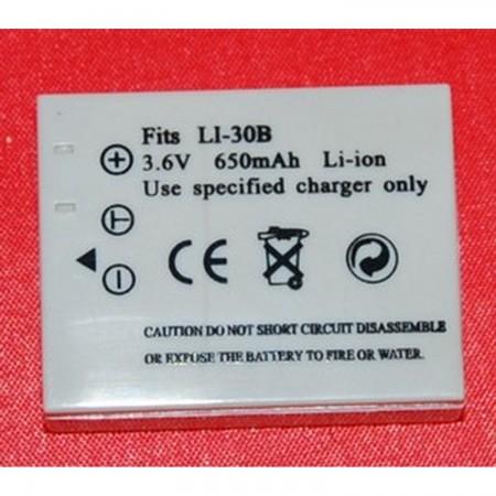 Batería compatible  OLYMPUS LI-30B OLYMPUS  3.20 euro - satkit
