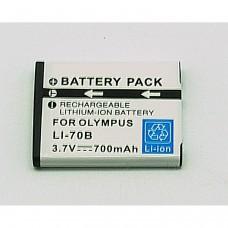 Batería compatible OLYMPUS LI-70B