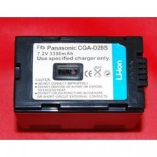Replacement for  PANASONIC CGR-D28S/D320