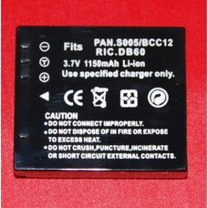 Replacement for  PANASONIC S005/BCC12