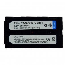 Replacement for  PANASONIC VBD1/VBD2E
