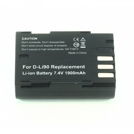 Replacement for  PENTAX DLI90 PENTAX  3.60 euro - satkit