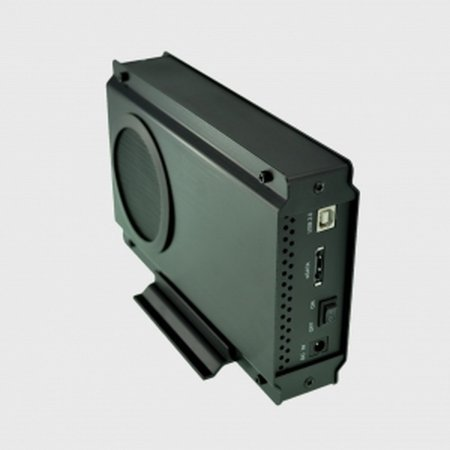 CAJA EXTERNA PUERTO USB2.0 PARA DISCOS DUROS  3,5 INFORMATICA Y TV SATELITE  13.00 euro - satkit