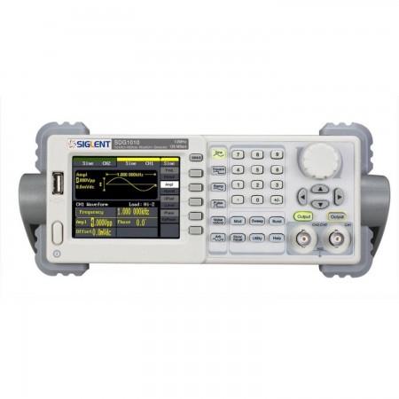Function/Arbitrary Waveform Generator  SIGLENT SDG1010 10MHZ Color Signal generators (functions) Siglent 189.00 euro - satkit