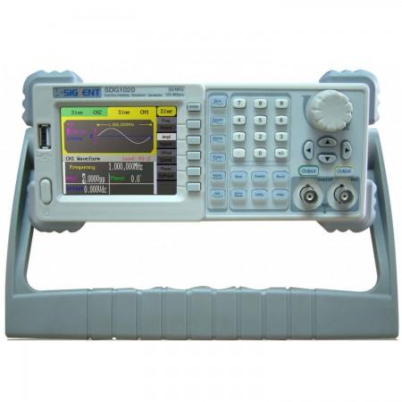 Function/Arbitrary Waveform Generator  SIGLENT SDG1020 20MHZ Color Signal generators (functions) Siglent 239.00 euro - satkit