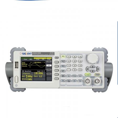 Function/Arbitrary Waveform Generator  SIGLENT SDG1025 25MHZ Color Signal generators (functions) Siglent 274.00 euro - satkit