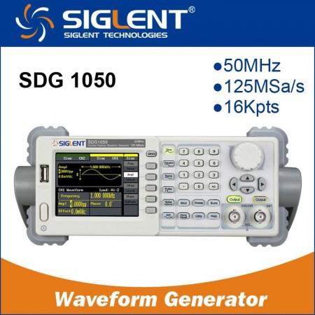 Function/Arbitrary Waveform Generator  SIGLENT SDG1050 50MHZ Color Signal generators (functions) Siglent 350.00 euro - satkit