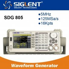Function/Arbitrary Waveform Generator  SIGLENT SDG805 5MHZ Color