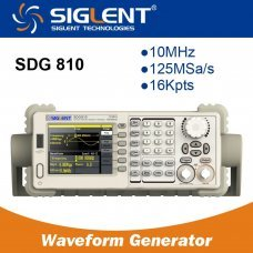 Function/Arbitrary Waveform Generator  SIGLENT SDG810 10MHZ Color