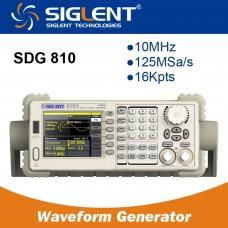 Generador de Funciones Arbitrario  Siglent SDG810 10MHZ  Color