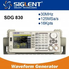 Function/Arbitrary Waveform Generator  SIGLENT SDG830 30MHZ Color