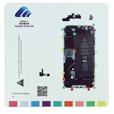 For Iphone 4 Professional Magnetic Pad Guide Mag Screw Keeper Mat