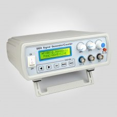 FY2112S Direct Digital Synthesis (DDS) Signal Generator 5Mhz and frecuency counter 60mhz with USB con
