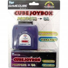 GameCube Joybox  Psx/Ps2 Compatible controller adapter for Gamecube