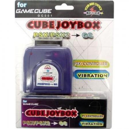 GameCube Joybox Convertidor Mandos PS2 para Gamecube GAMECUBE, N64, SNES  3.00 euro - satkit