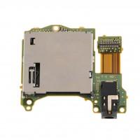 Cartridge Card Reader Slot Tray Earphones Jack Socket For Nintendo Switch
